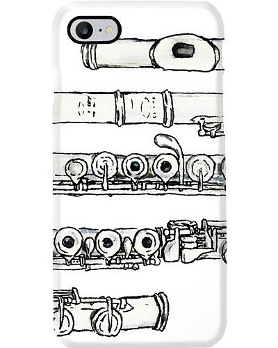 White Art flute