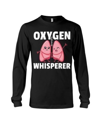Respiratory Therapist oxygen whisperer