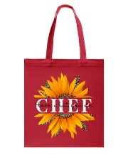 Chef love what you do Tote Bag thumbnail