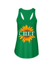 Chef love what you do Ladies Flowy Tank thumbnail