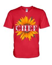 Chef love what you do V-Neck T-Shirt thumbnail