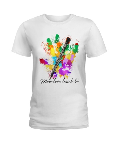 Oboe More love less hate