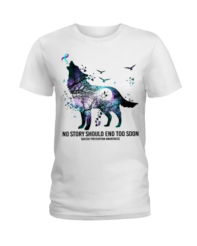 Wolf Suicide Prevention