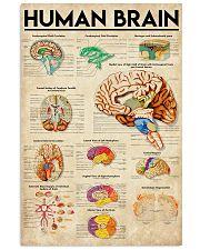 Paramedic Human Brain 11x17 Poster front