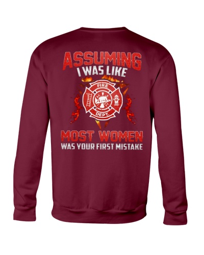 Firefighter Your First Mistake