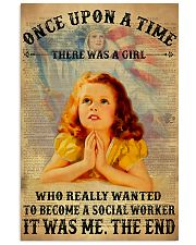 Social Worker Once Upon A Time 11x17 Poster front