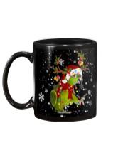 Parrot Snow Mug back