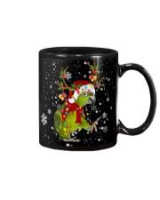Parrot Snow Mug front