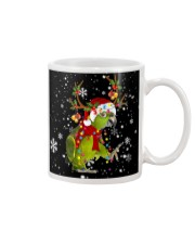 Parrot Snow Mug tile