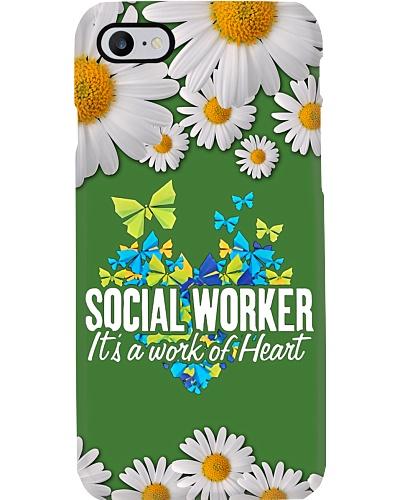 Social Worker A work of heart