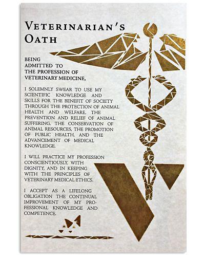 Veterinarian's Oath