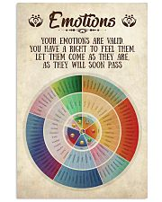 Social Worker Emotions 11x17 Poster front