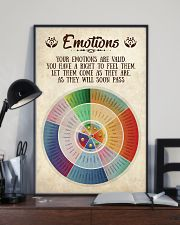 Social Worker Emotions 11x17 Poster lifestyle-poster-2