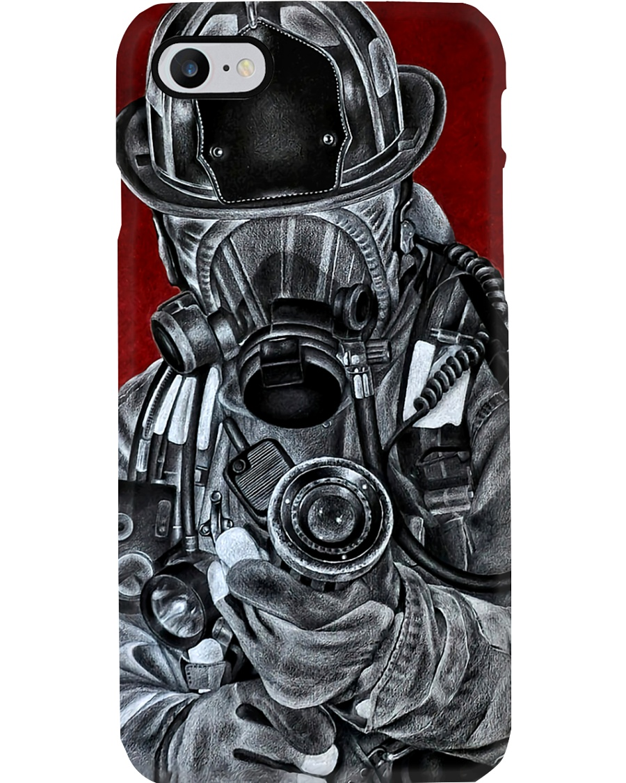 Firefighter Mission Phone Case