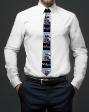 Drummer Music And Drums Tie aos-tie-lifestyle-front-01