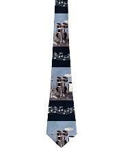 Drummer Music And Drums Tie front