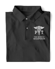 Physical Therapist the Muscle Whisperer Classic Polo tile