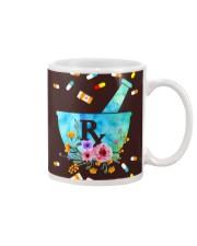 Pharmacist Pharm Tech Flower Mug thumbnail