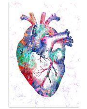 Art Heart Cardiology 24x36 Poster front