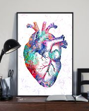 Art Heart Cardiology 24x36 Poster lifestyle-poster-2