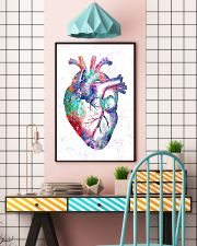 Art Heart Cardiology 24x36 Poster lifestyle-poster-6