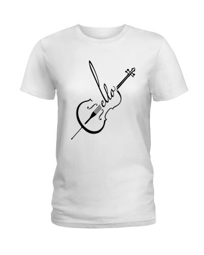 Cello Stylization