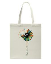 Respiratory Therapist Colorful Caduceus Symbols Tote Bag thumbnail
