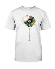Respiratory Therapist Colorful Caduceus Symbols Premium Fit Mens Tee thumbnail