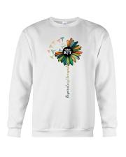 Respiratory Therapist Colorful Caduceus Symbols Crewneck Sweatshirt thumbnail