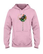 Respiratory Therapist Colorful Caduceus Symbols Hooded Sweatshirt thumbnail