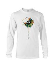 Respiratory Therapist Colorful Caduceus Symbols Long Sleeve Tee thumbnail