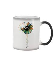 Respiratory Therapist Colorful Caduceus Symbols Color Changing Mug thumbnail