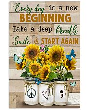 Smile And Start Again Suicide Prevention 11x17 Poster front