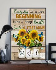 Smile And Start Again Suicide Prevention 11x17 Poster lifestyle-poster-2