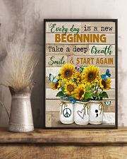 Smile And Start Again Suicide Prevention 11x17 Poster lifestyle-poster-3