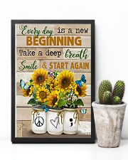 Smile And Start Again Suicide Prevention 11x17 Poster lifestyle-poster-8