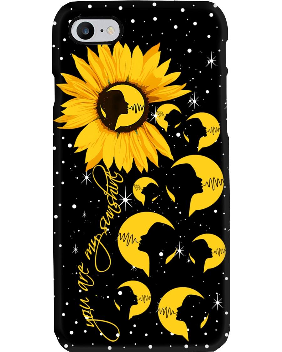 Speech Language Pathologist Sunflower Phone Case