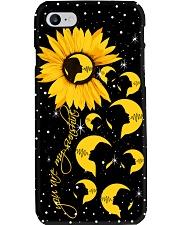 Speech Language Pathologist Sunflower Phone Case i-phone-7-case