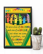 Teacher Our Classroom Is Complete 11x17 Poster lifestyle-poster-8