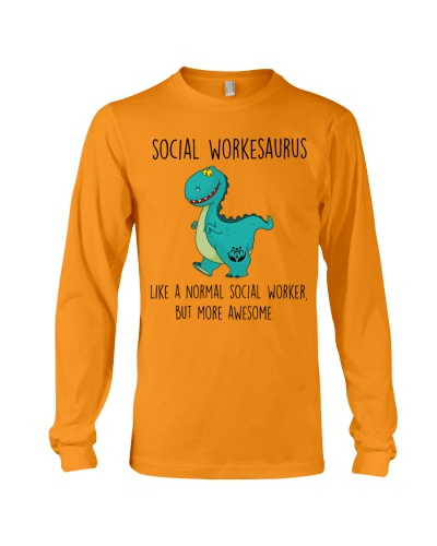Social Workesaurus More Awesome