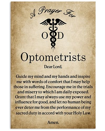 Vintage Letter To Lord Optometrist
