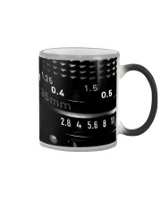 Photographer Number Color Changing Mug thumbnail