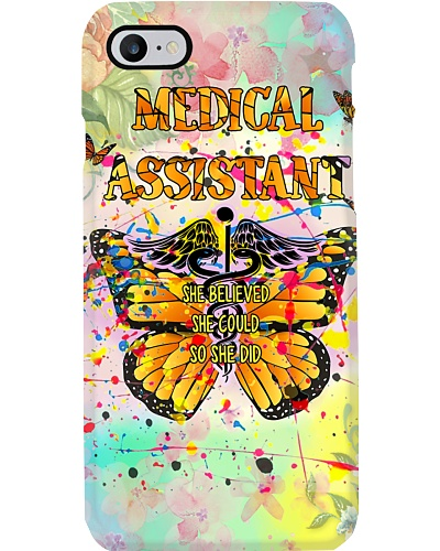 Medical Assistant - She believed she could