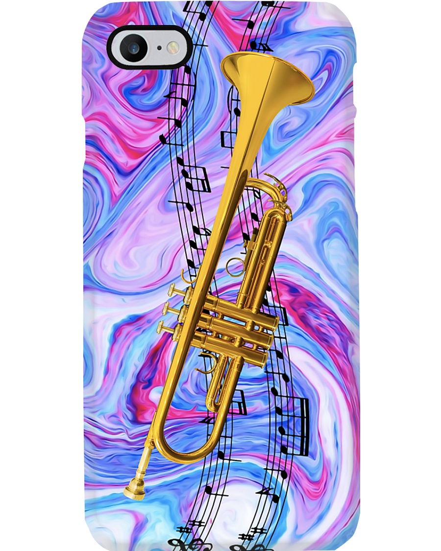 Trumpet Color Phone case Phone Case