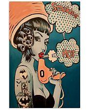 Vintage Retro Hairdresser 11x17 Poster front