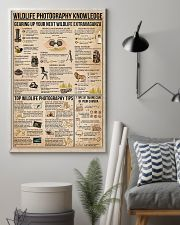 Wildlife Photography Knowledge 11x17 Poster lifestyle-poster-1