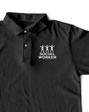 Social Worker Polo shirt Classic Polo garment-embroidery-classicpolo-lifestyle-07