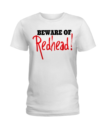 Redhead Girl - Beware of redhead