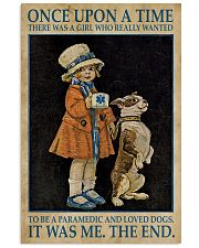 Paramedic Once Upon A Time There Was A Girl 11x17 Poster front