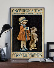 Paramedic Once Upon A Time There Was A Girl 11x17 Poster lifestyle-poster-2